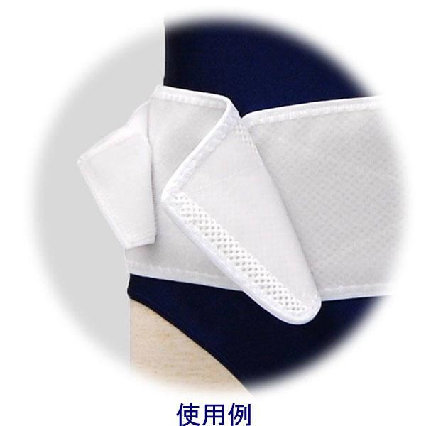 竹虎 ランバック ホワイトL LL 033985