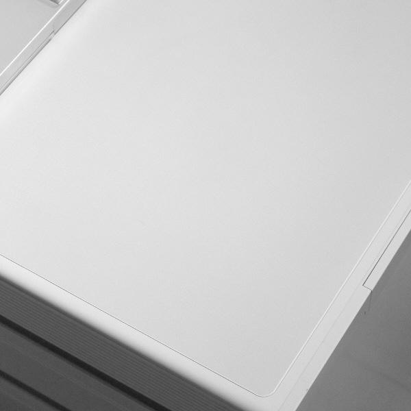 プラス デスクマット OAタイプ ミニ(600×450mm) 厚さ1.8mm 下敷きなし
