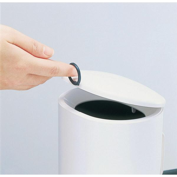 マーナ トイレポットW ポット(ゴミ入れ) W072W 1セット(2個)