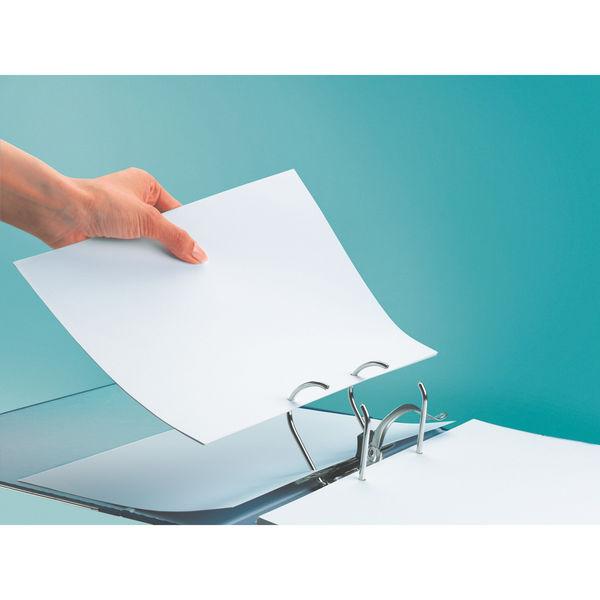 エセルテジャパン ライツ レバーアーチファイル81mm A4タテ ブラック とじ厚62mm 1010-50-95