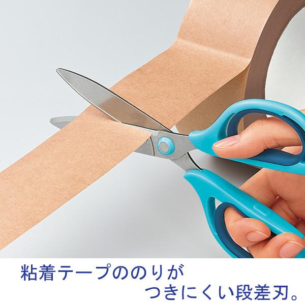 エアロフィットサクサ ワイドハンドル 青