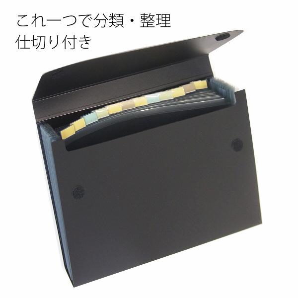 ドキュメントファイル 13ポケット