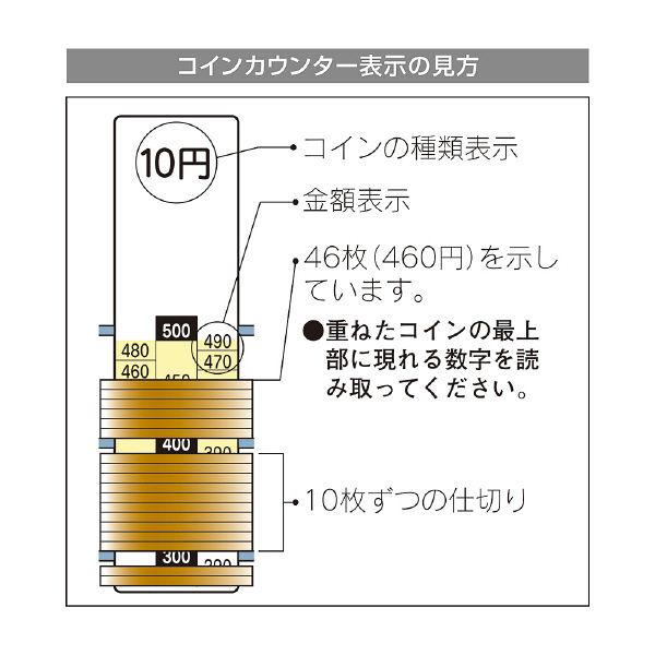 カール事務器 コインレジ MR-2010N