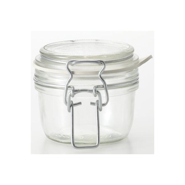 ソーダガラス密封ビン 約170ml
