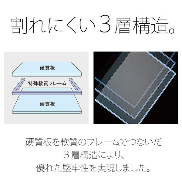 プラス SFパスケース A5 CL PC-005 (直送品)