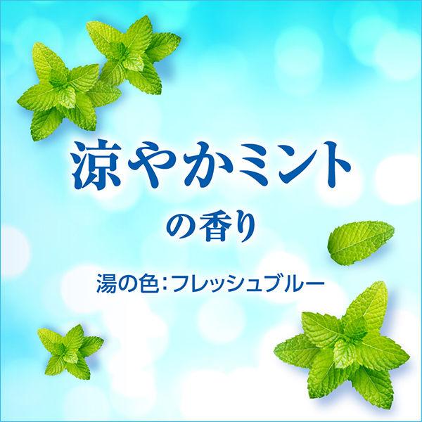 花王 バブクール オリエンタルスパ アイランドタイム 箱40g×12