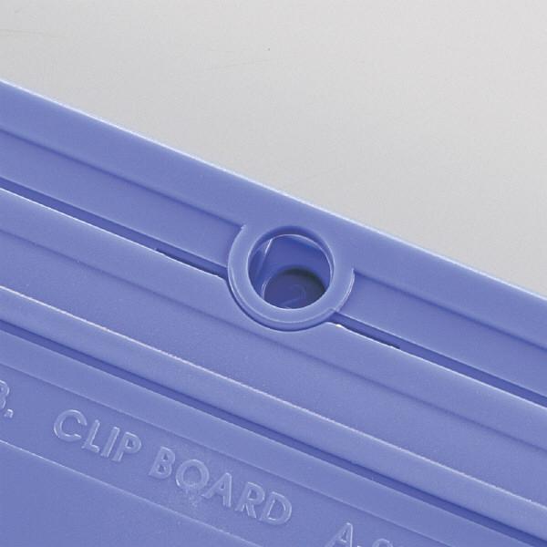 リヒトラブ クリップボード B4ヨコ 306×406mm 目盛り付 A983U-23 1袋(10枚入)