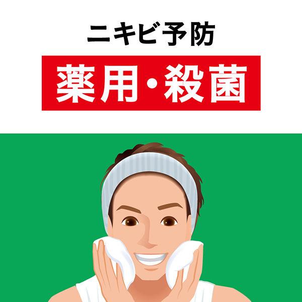 メンズビオレ 泡洗顔 薬用アクネケア詰替