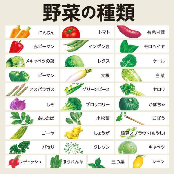 栄養1.5倍 1日分の野菜265g×24