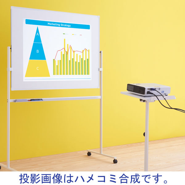 プラス プロジェクター投影ホワイトボード