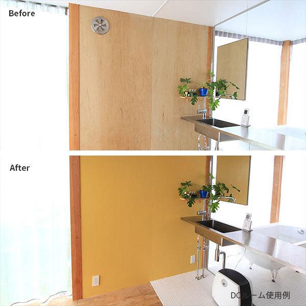 カラーワークス 室内壁用ペイント DCペイント ルーム ガロン 1202 3.8L (直送品)