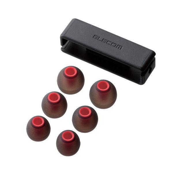 エレコム ハイレゾ音源対応ステレオヘッドホン EHP-RH1000ABK 1個(直送品)