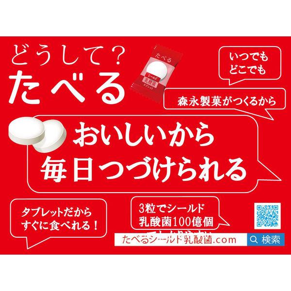 森永製菓 シールド乳酸菌タブレット 2袋