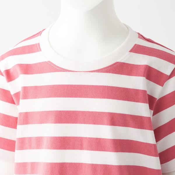 インド綿天竺編みTシャツ キッズ120