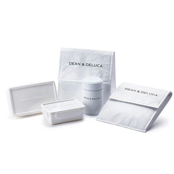 D&D ランチボックス ホワイトMサイズ