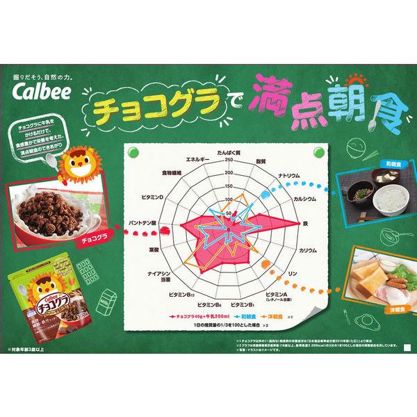 カルビー チョコグラ 300g 1袋
