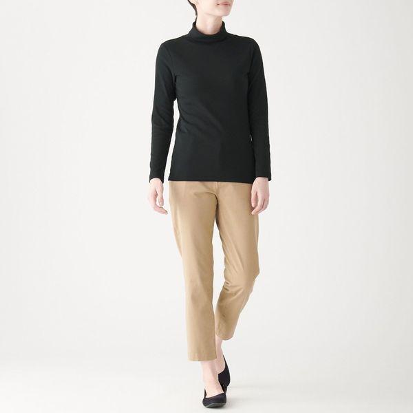 タートルネックTシャツ 婦人 L