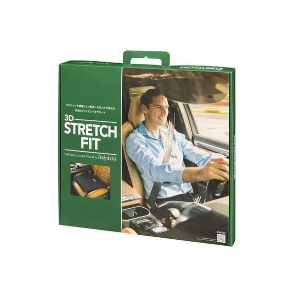 ソフト99 サポートクッション ボディドクター 3D ストレッチフィット クラシックブラック 2511(直送品)