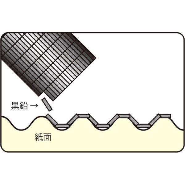 ぺんてる シュタイン芯 10個 C275-HB-10 (直送品)