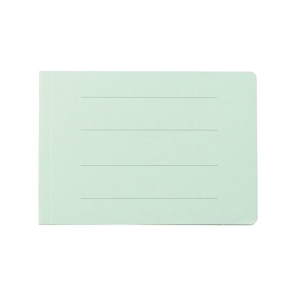プラス フラットファイル B6E 青 10冊 NO.052N10BL (直送品)