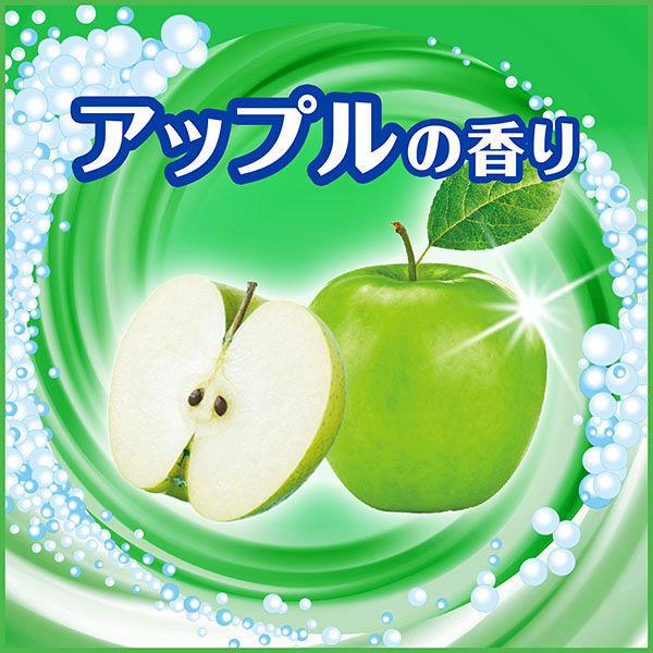 99.9%除菌バスクリーナー アップル