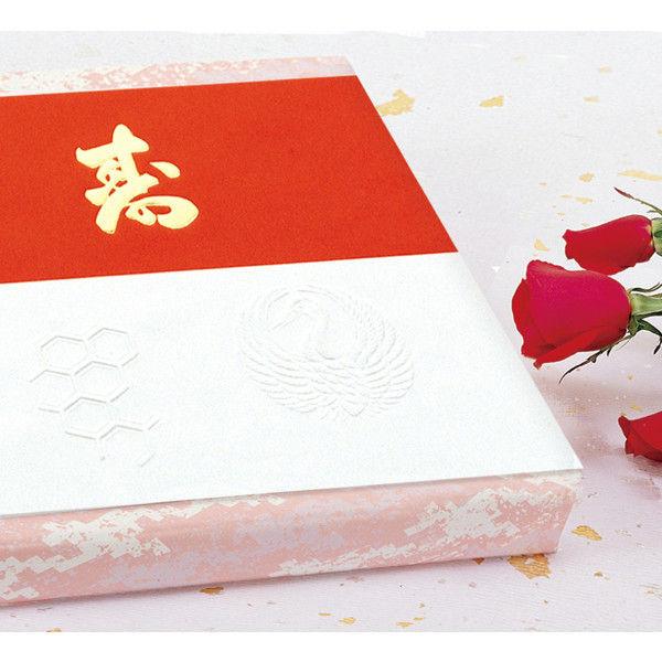 ササガワ タカ印 掛紙 B4判変形 寿 雪 8-2772 500枚(100枚袋入×5冊包) (取寄品)
