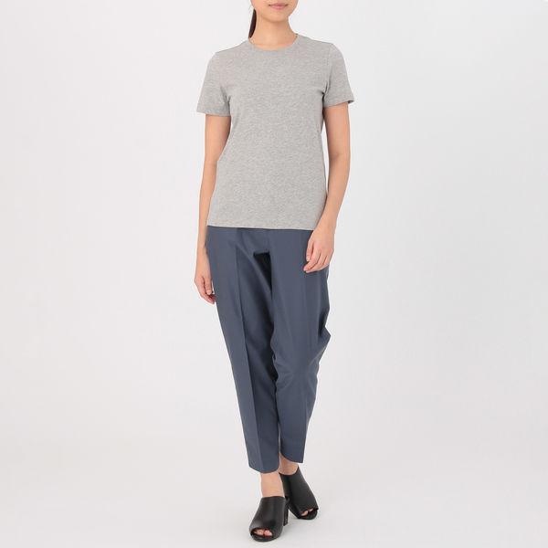 無印 クルーネック半袖Tシャツ 婦人 S