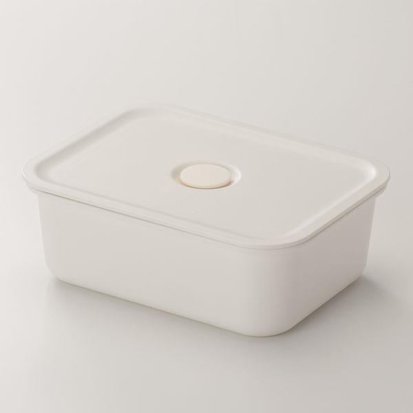 保存容器になるバルブ付弁当箱 325ml