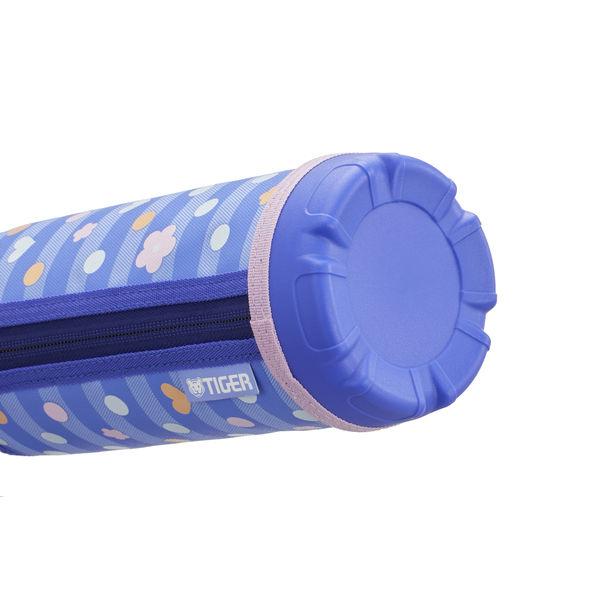 ステンレスボトル2WAY 0.8L 紫
