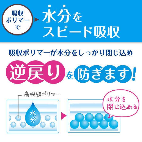 ポイズ さらさら素肌 吸水ナプキン