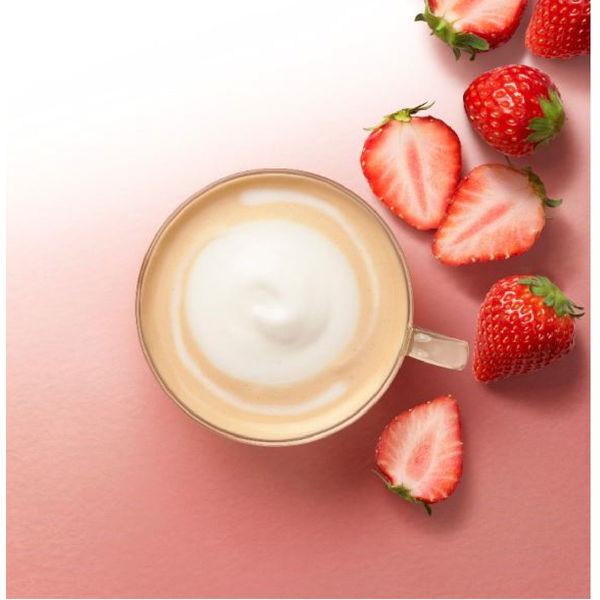 芳醇ストロベリーミルクティー