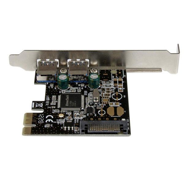 StarTech.com USB 3.0 2ポート増設PCIe インターフェースカード PEXUSB3S23(直送品)