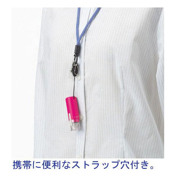 シャチハタ キャップレス9 ブラック 長尾 XL-CLN5AS1546