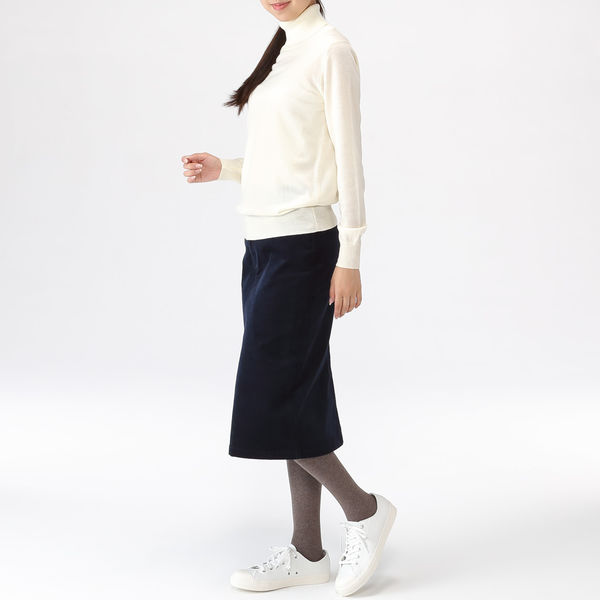 天竺洗えるセーター 婦人 S