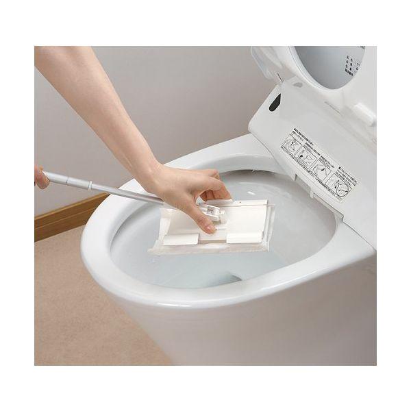 Satto ラクラクトイレ床用ワイパー