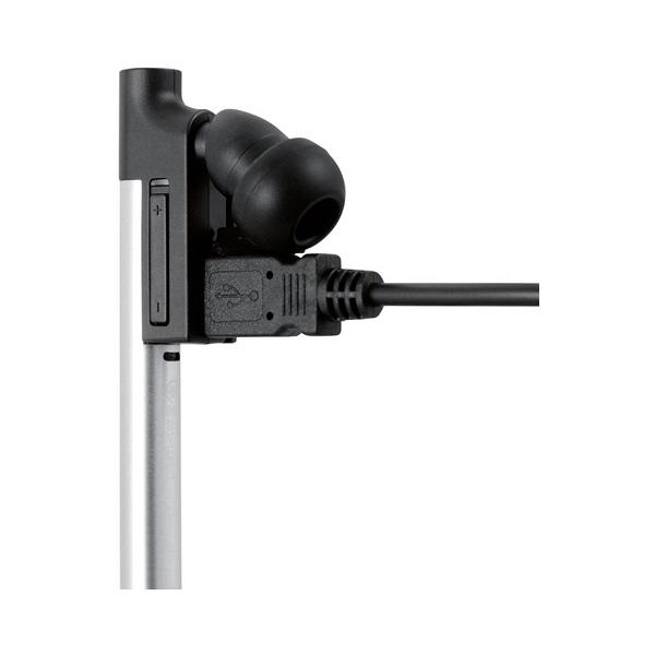 ロジテック Bluetooth ヘッドセット アルミニウム LBT-MPHS350AL (直送品)