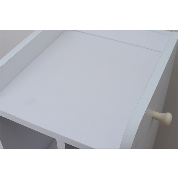 YAMAZEN(山善) ランドセルラック 多段タイプ 幅310×奥行340×高さ920mm ホワイト (直送品)
