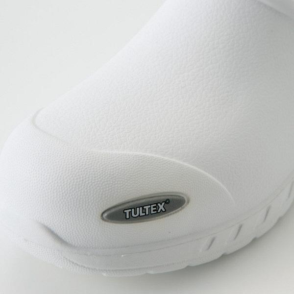 アイトス セーフティサンダル ホワイト S AZ-4500-001-S (直送品)
