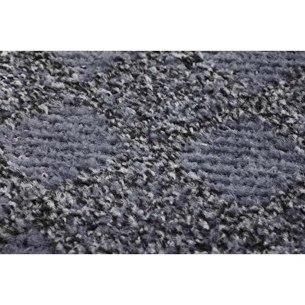 スクレイプマットH シルバー 90×150cm (直送品)
