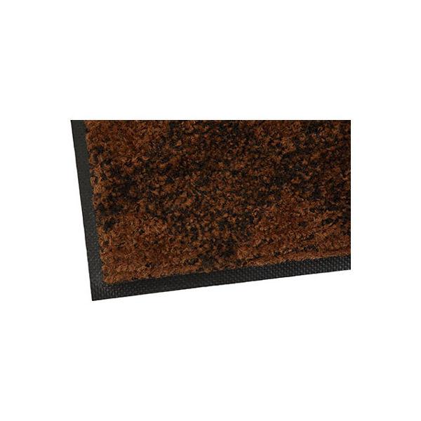 スクレイプマットH ブラウン 75×90cm (直送品)