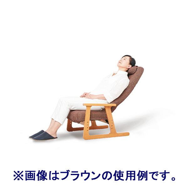 ピーエーエス P!NTO CHAIR LIVING ベージュ チェア 744303 (直送品)