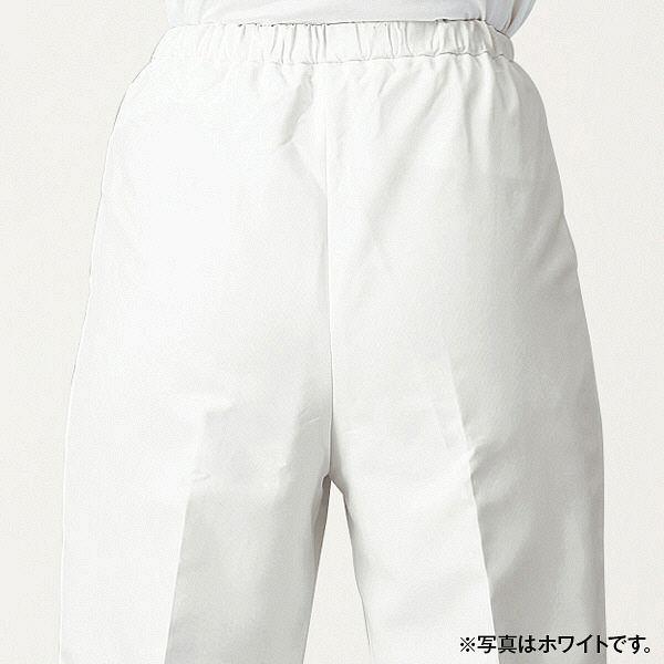 KAZEN レディススラックス オフホワイト 4L 269-10 (直送品)