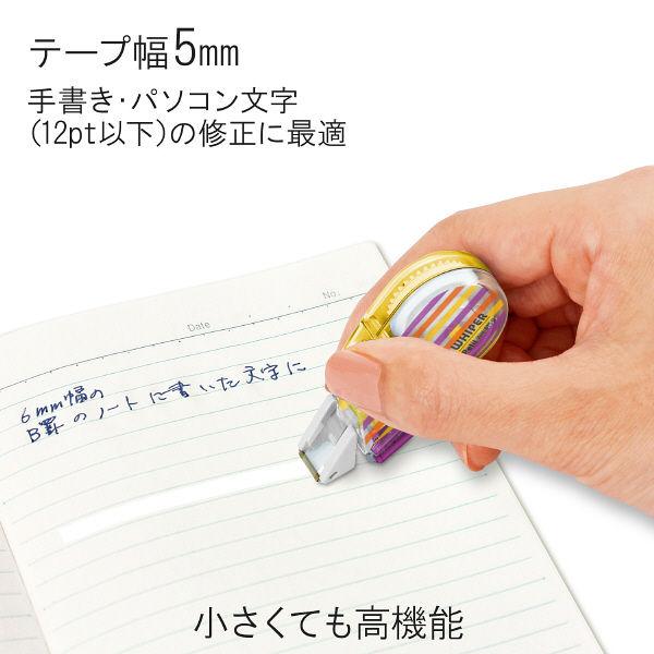 修正テープ プチ ストライプB(直送品)