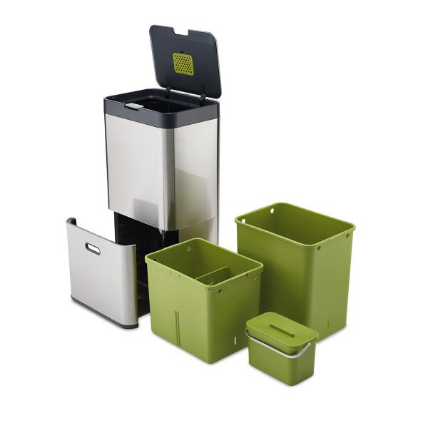 トーテム ゴミ箱 24L+36L