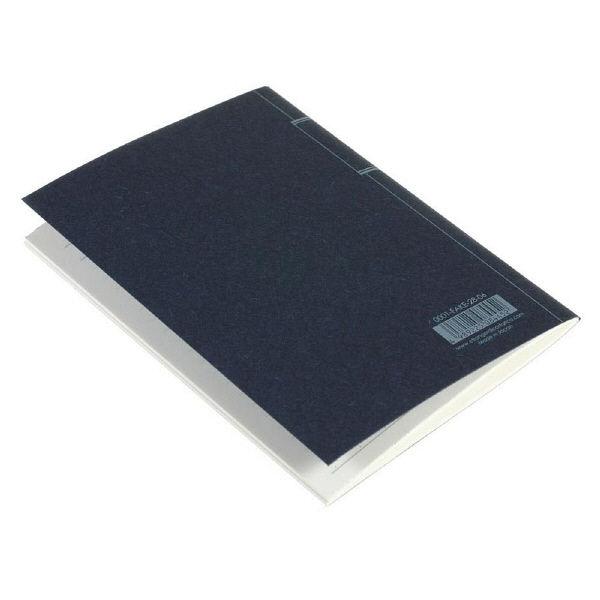 エトランジェ・ディ・コスタリカ A6ノート[FAKE]インディゴ FAKEー28ー06 20冊 (直送品)