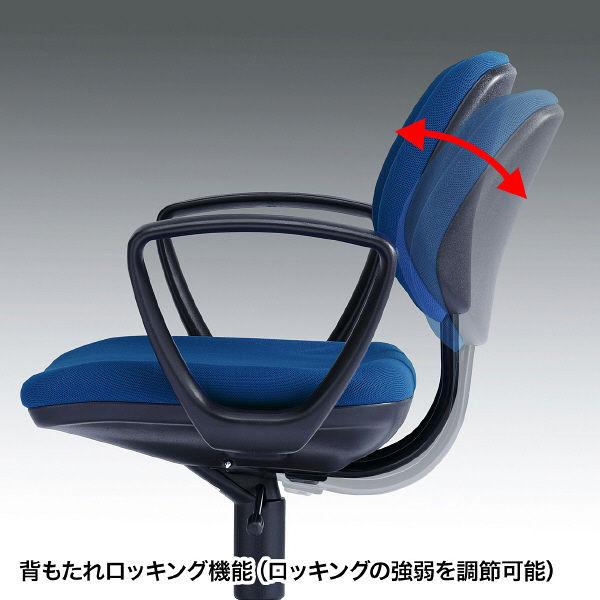 サンワサプライ キープチェア SNC-025BL (直送品)