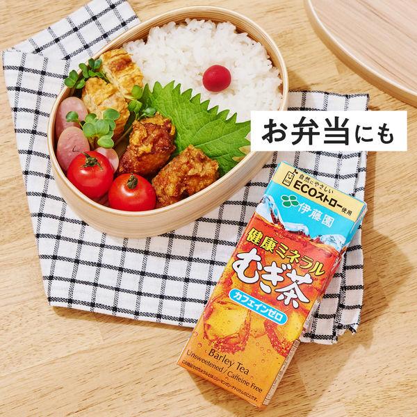 健康ミネラルむぎ茶 250ml 24本