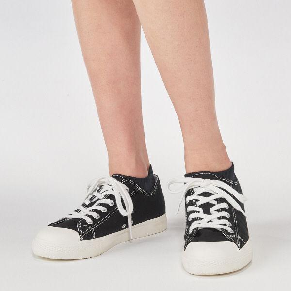 無印 スニーカーイン靴下 婦人 3足