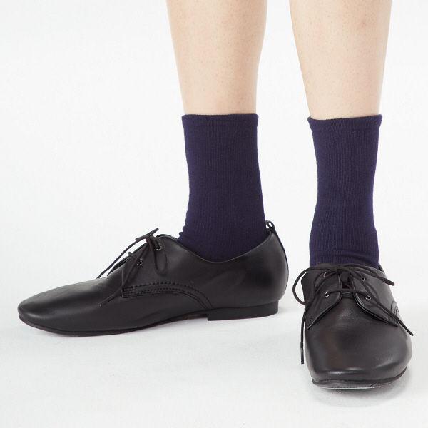 無印 足のサイズに合う靴下 婦人 3足