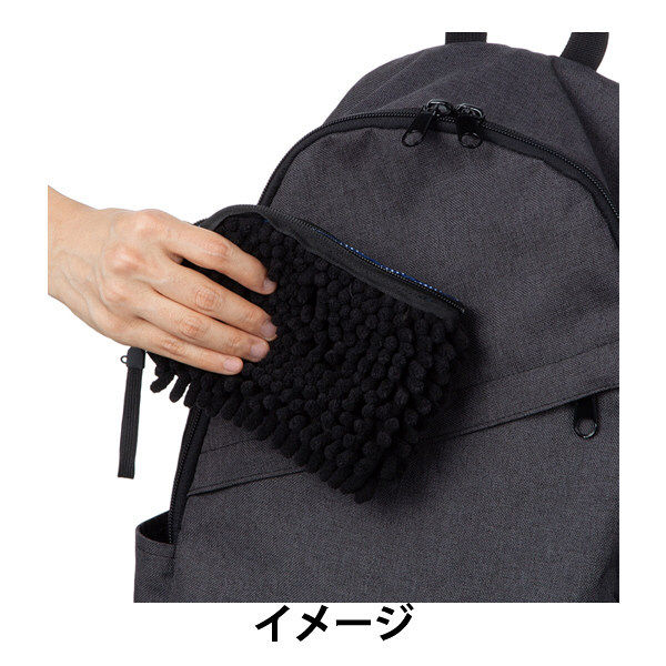 SUSU傘ケース抗菌 ドット柄